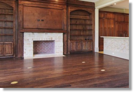 Electrical Floor Outlet Installation | Nisat Electric | Collin County, TX