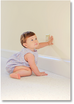 Install Child Safety Outlet | Nisat Electric | Collin County, TX